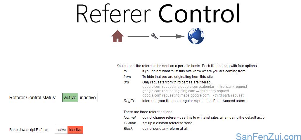 《无需编程伪造网站Referer来搞定一些网站的方法》