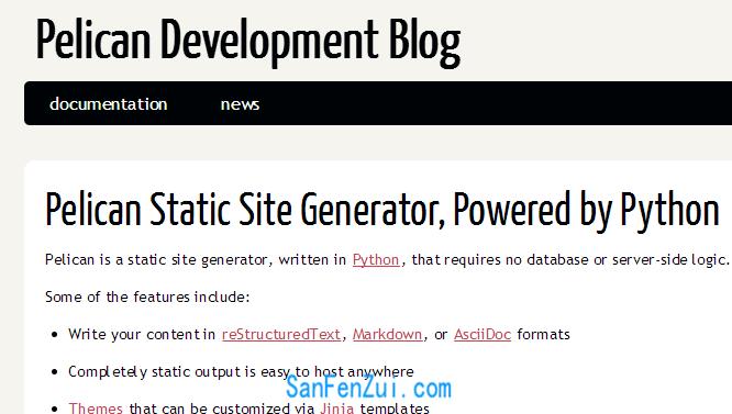《wordpress迁移到pelican批量导出导入的方法_ubuntu平台》