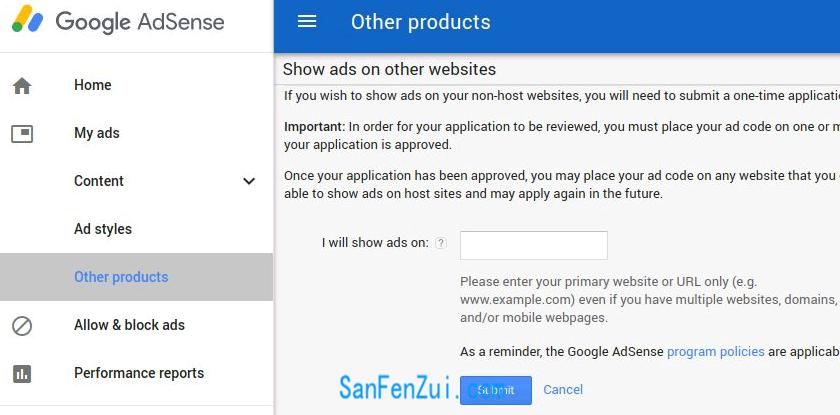 《Youtube申请的Adsense能否用于网站以及Adsense账号种类详解》
