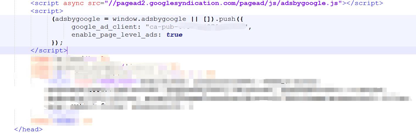 《wordpress博客添加Adsense广告代码以及ads.txt文件的作用》